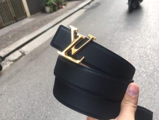 Thắt lưng nam Louis Vuitton handmade