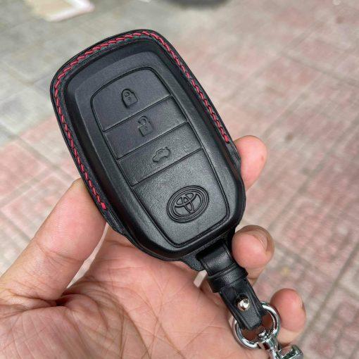 bao da chìa khóa ô tô toyota cross