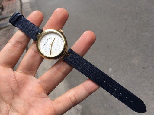 dây da đồng hồ gucci