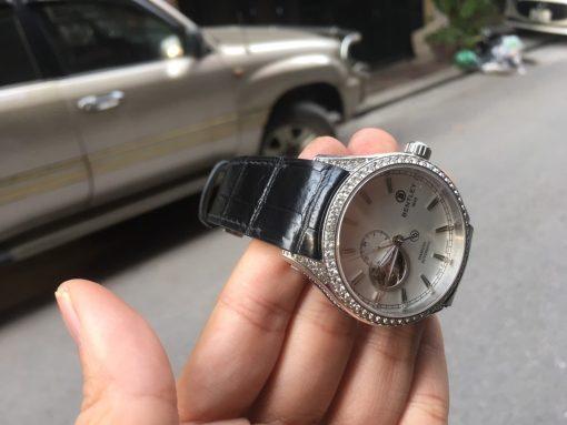 dây da đồng hồ bentley