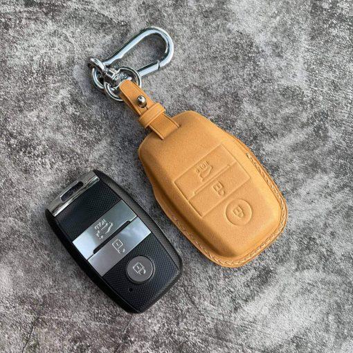 Bao da chìa khóa ô to okia seltos