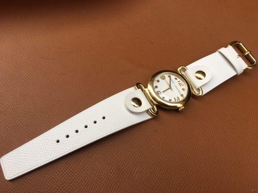 Dây da cho đồng hồ marc jacobs