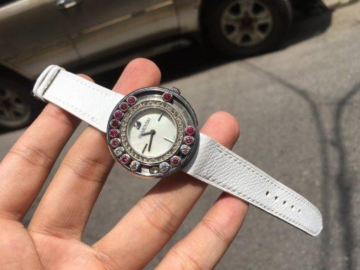 dây da đồng hồ Swarovski