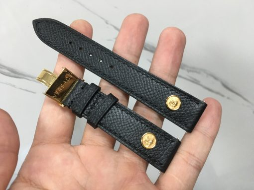 dây da cho đồng hồ versace